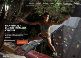 clubdeescaladacancun-website