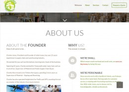 juliet-jones-logistics-website