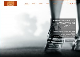 sports-trainers-website